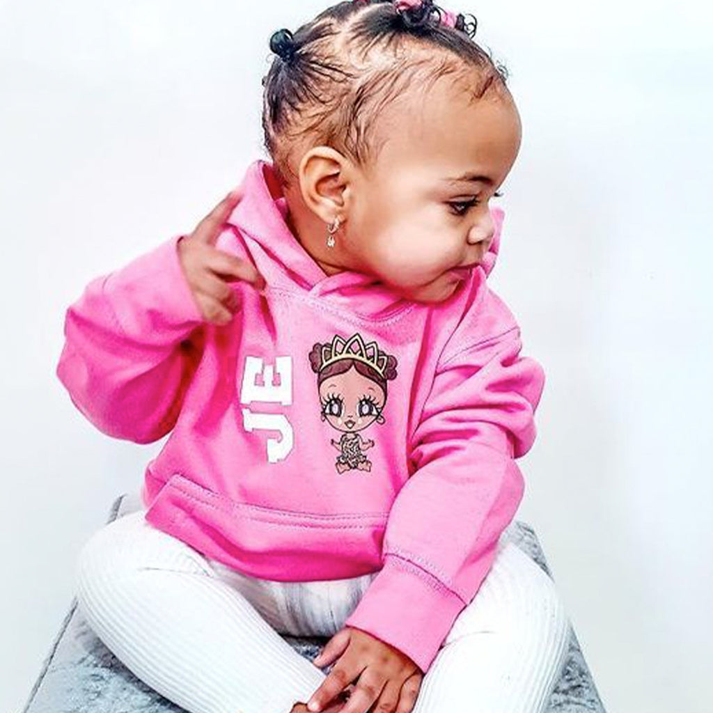 Early Years Girls Hoodie - Image 4