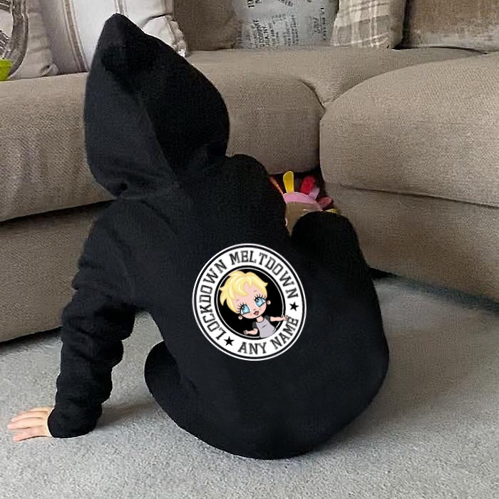 Early Years Boys Lockdown Meltdown Onesie - Image 1