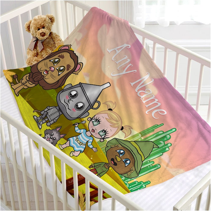 Early Years OZ Fleece Blanket - Image 1