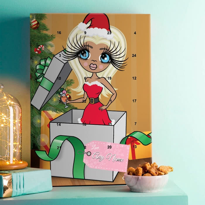 ClaireaBella Gift Of Me Advent Calendar - Image 1