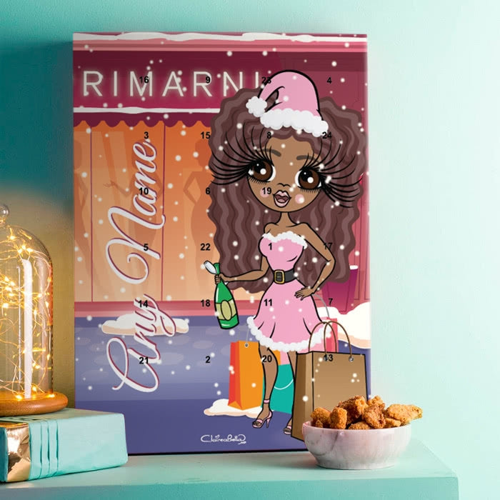 ClaireaBella Shopping Spree Advent Calendar - Image 1