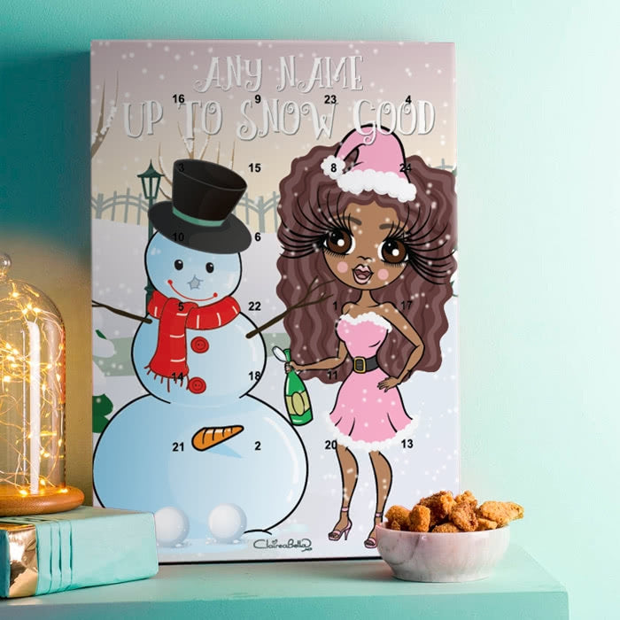 ClaireaBella Snow Good Advent Calendar - Image 1