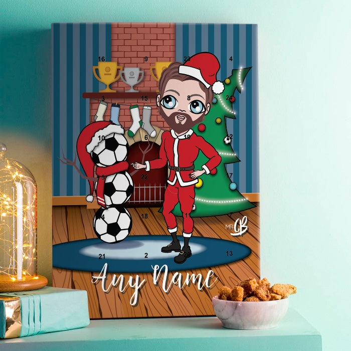 MrCB Football Mad Advent Calendar - Image 1