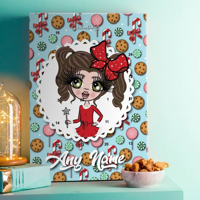 ClaireaBella Girls Festive Treats Advent Calendar - Image 1