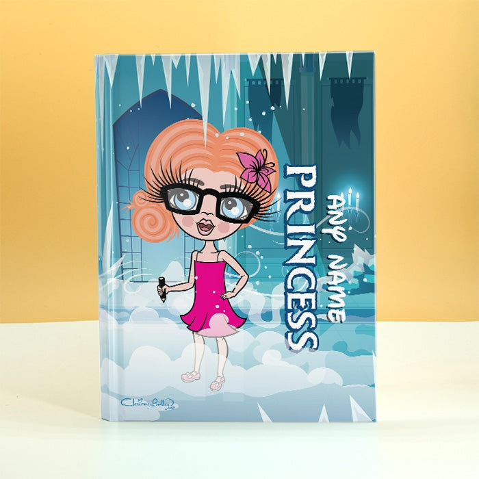 ClaireaBella Girls Frozen Princess Diary - Image 1