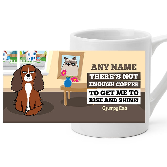 Grumpy Cat Rise And Shine Mug - Image 9