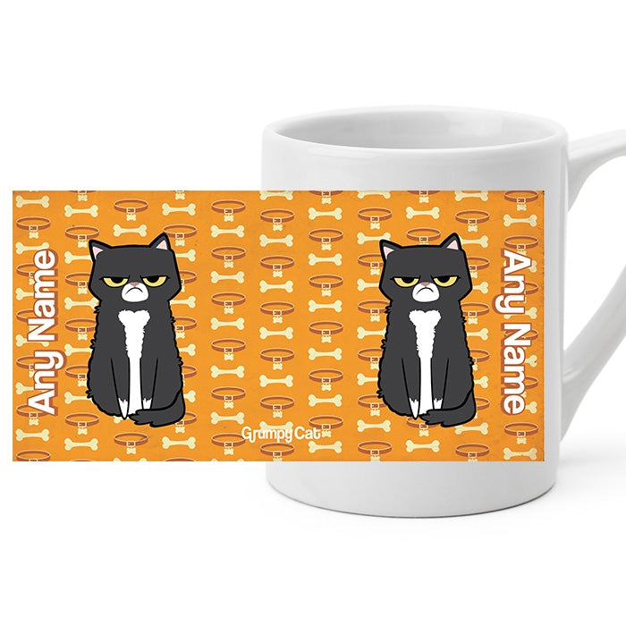 Grumpy Cat Bone Collar Mug - Image 5