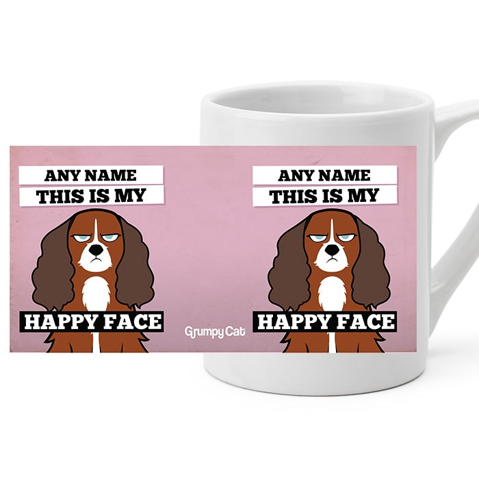 Grumpy Cat Happy Face Mug - Image 4