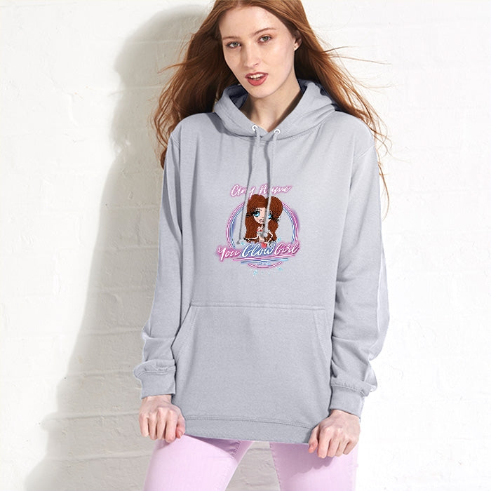 ClaireaBella You Glow Girl Hoodie - Image 4