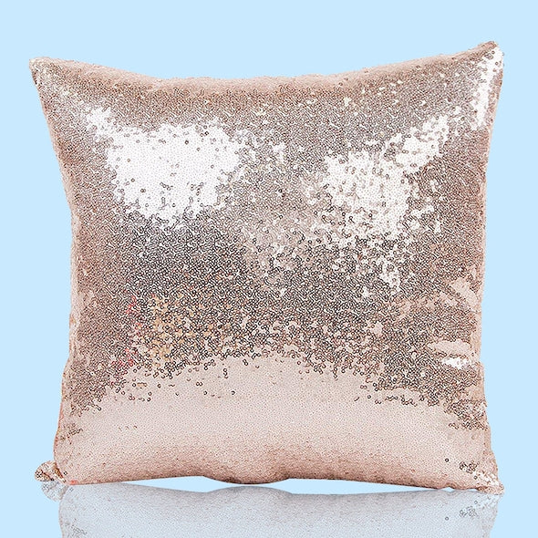 ClaireaBella Sweet Heart Sequin Cushion - Image 6