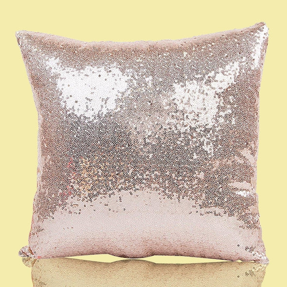 ClaireaBella Home Sweet Home Sequin Cushion - Image 6