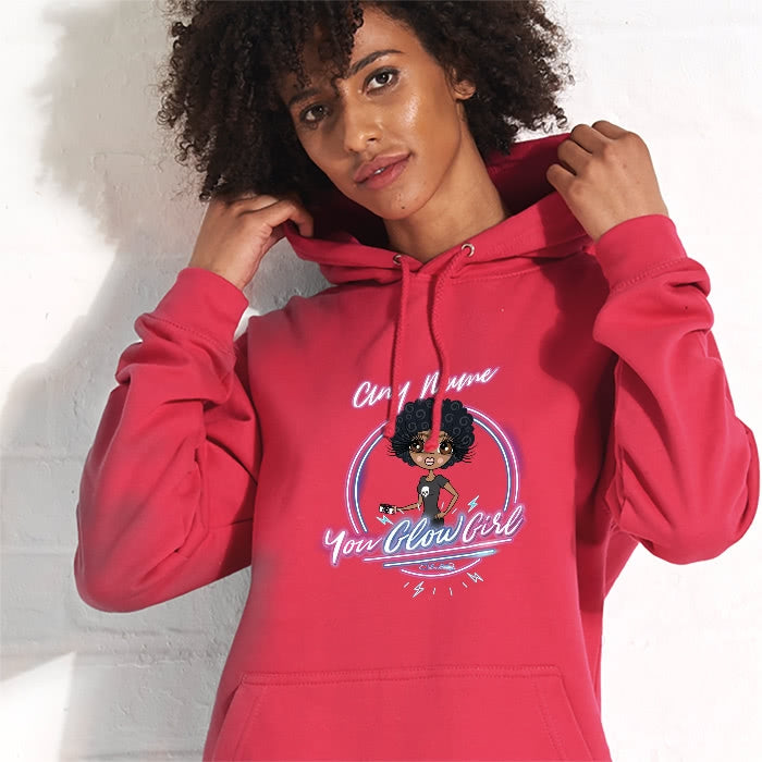 ClaireaBella You Glow Girl Hoodie - Image 1