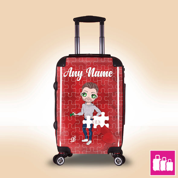 MrCB Piece of Me Suitcase - Image 2