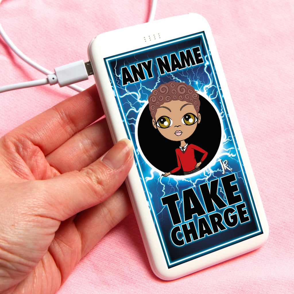 Jnr Boys Take Charge Portable Power Bank - Image 1