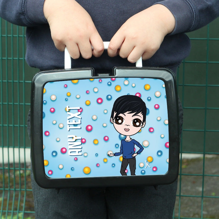 Jnr Boys Bubblegum Lunch Box - Image 1