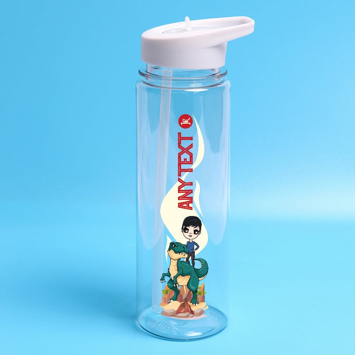 Jnr Boys Dino Water Bottle - Image 1