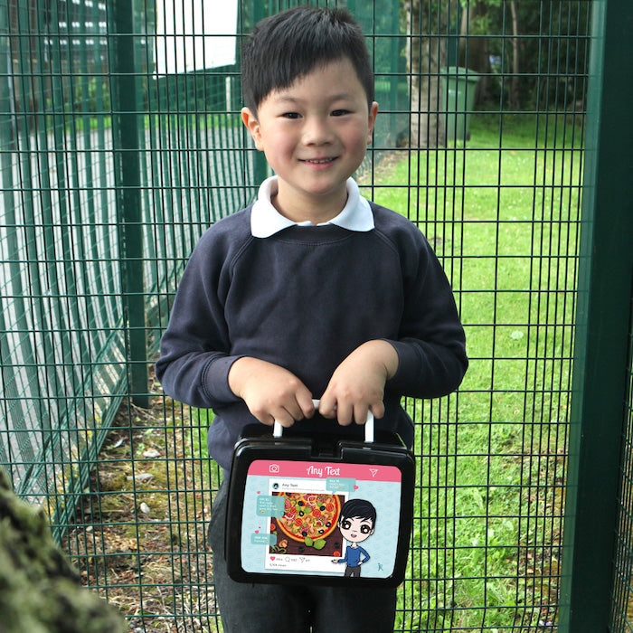 Jnr Boys Foodie Post Lunch Box - Image 3