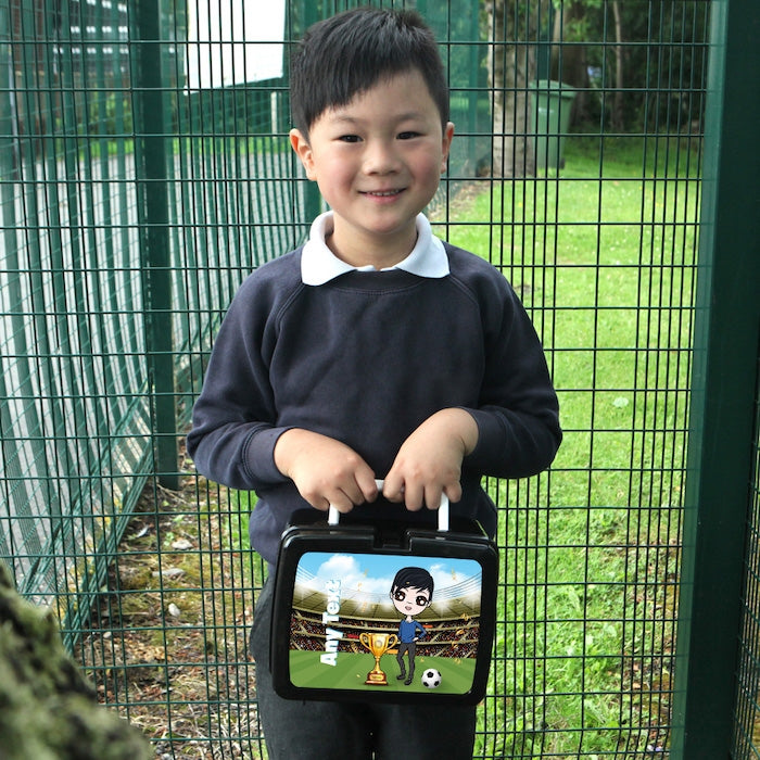 Jnr Boys Football Champ Lunch Box - Image 4