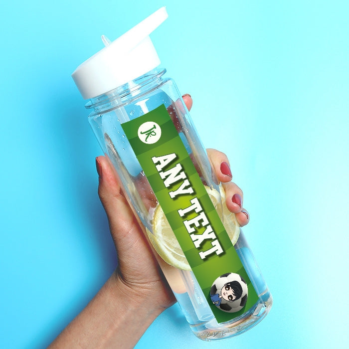 Jnr Boys Football Water Bottle - Image 1