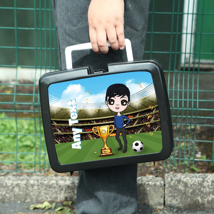 Jnr Boys Football Champ Lunch Box - Image 6