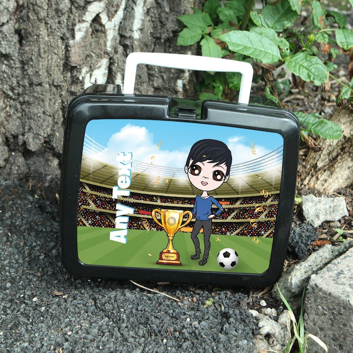 Jnr Boys Football Champ Lunch Box - Image 3