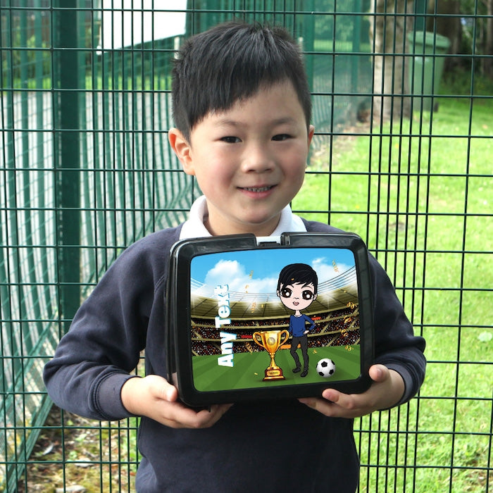 Jnr Boys Football Champ Lunch Box - Image 2
