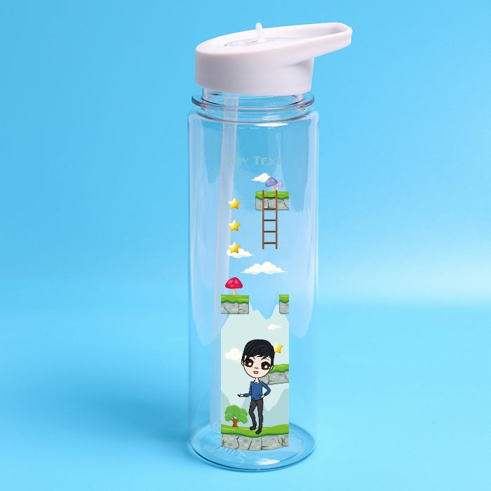Jnr Boys Gaming Water Bottle - Image 1
