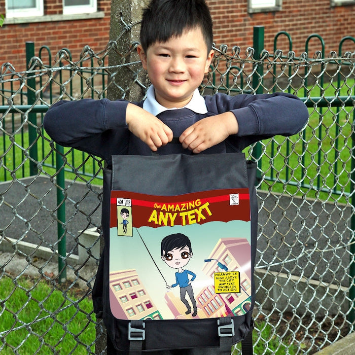 Jnr Boys Hero Backpack - Image 1