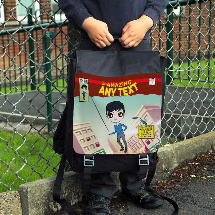Jnr Boys Hero Backpack - Image 4
