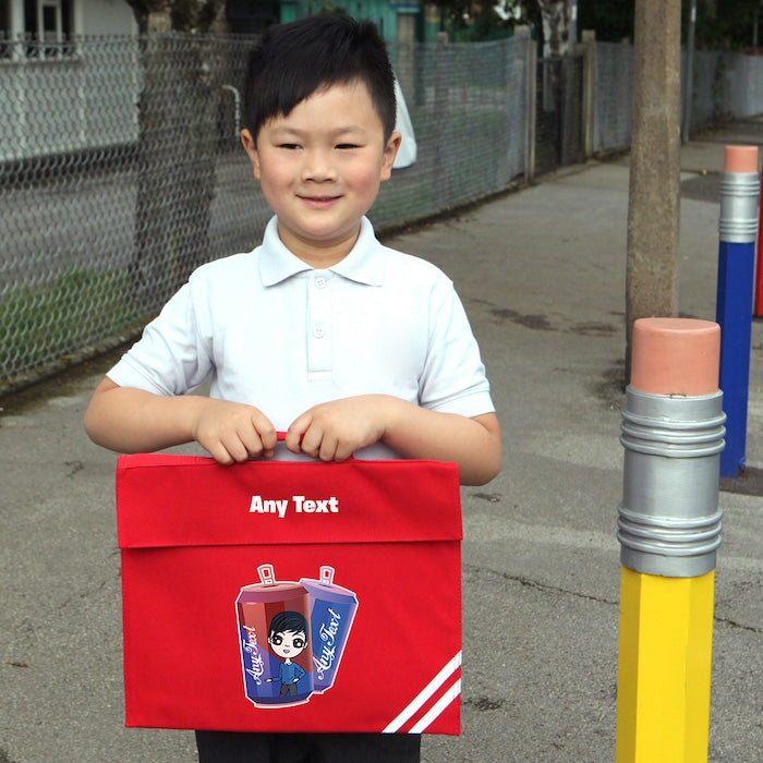 Jnr Boys Soda Fun Book Bag - Image 4
