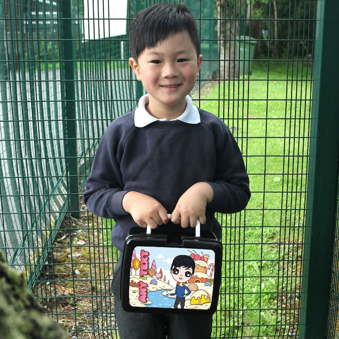 Jnr Boys Candy Land Lunch Box - Image 6