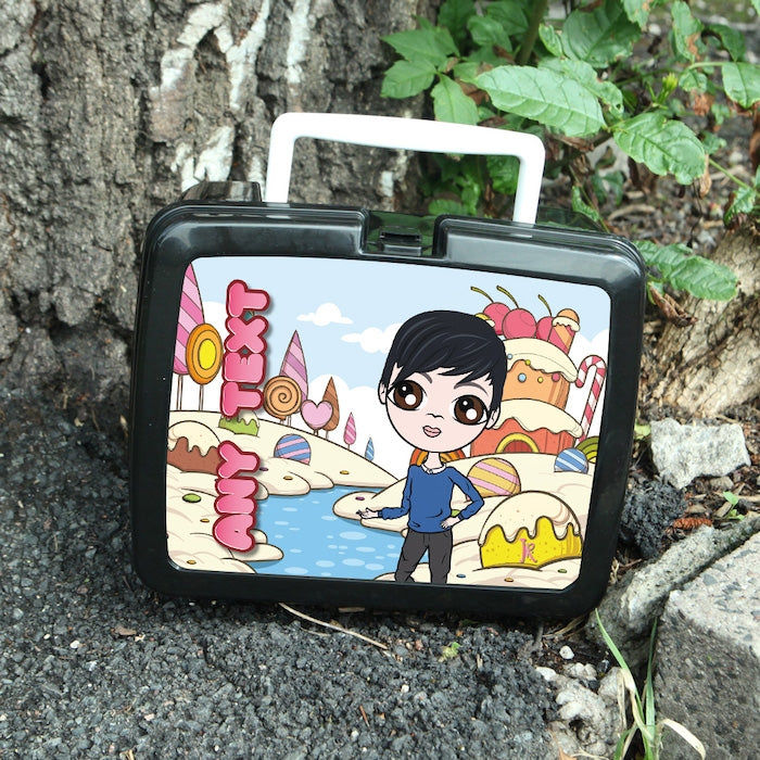 Jnr Boys Candy Land Lunch Box - Image 5