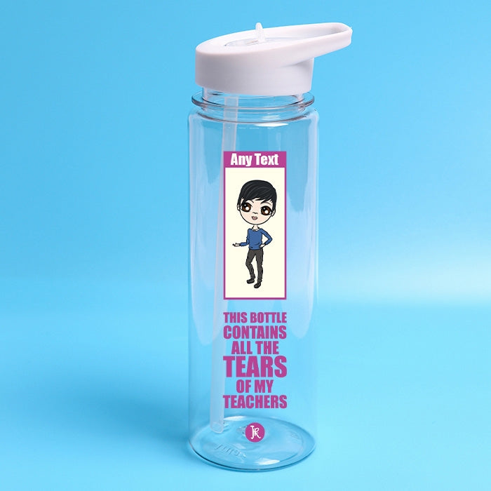 Jnr Boys Tears Water Bottle - Image 1