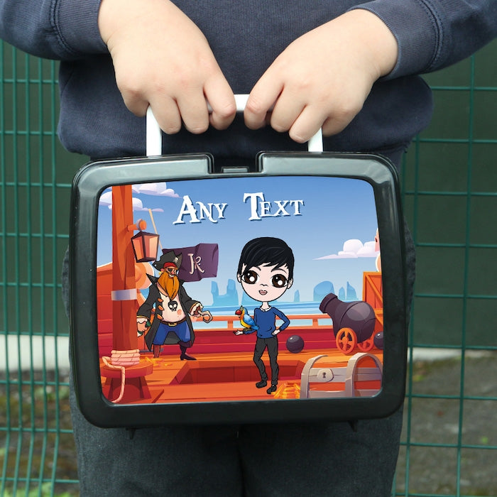 Jnr Boys Treasure Hunt Lunch Box - Image 1