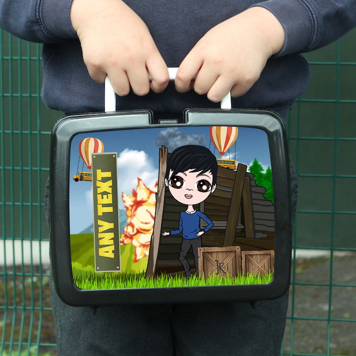 Jnr Boys Gaming Pro Lunch Box - Image 1