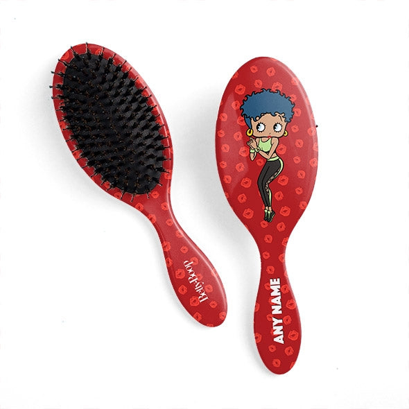 Betty Boop A Thousand Kisses Hair Brush - Image 1