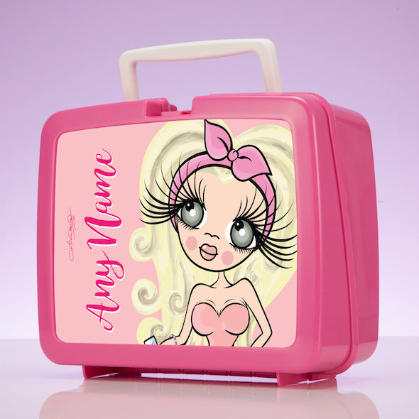 ClaireaBella Close Up Lunch Box - Image 1