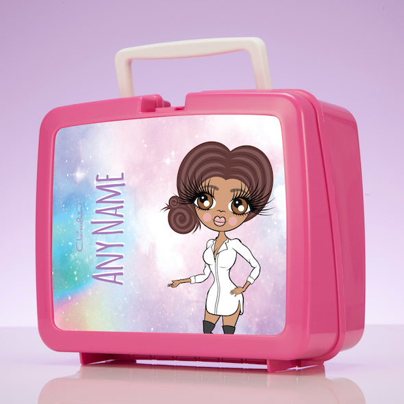 ClaireaBella Unicorn Colours Lunch Box - Image 2