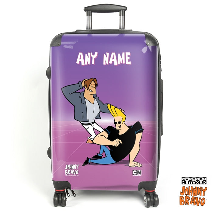 Johnny Bravo Guys Credits Suitcase - Image 1