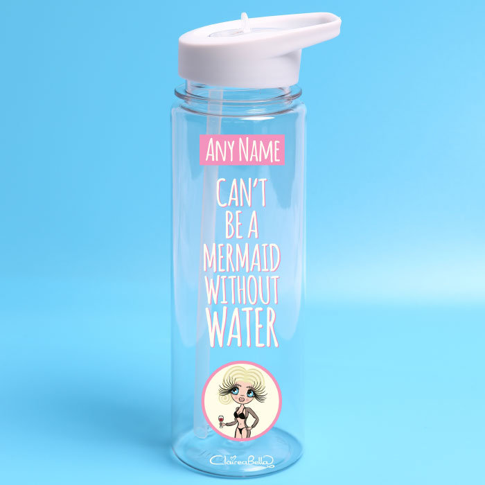 ClaireaBella Mermaid Water Bottle