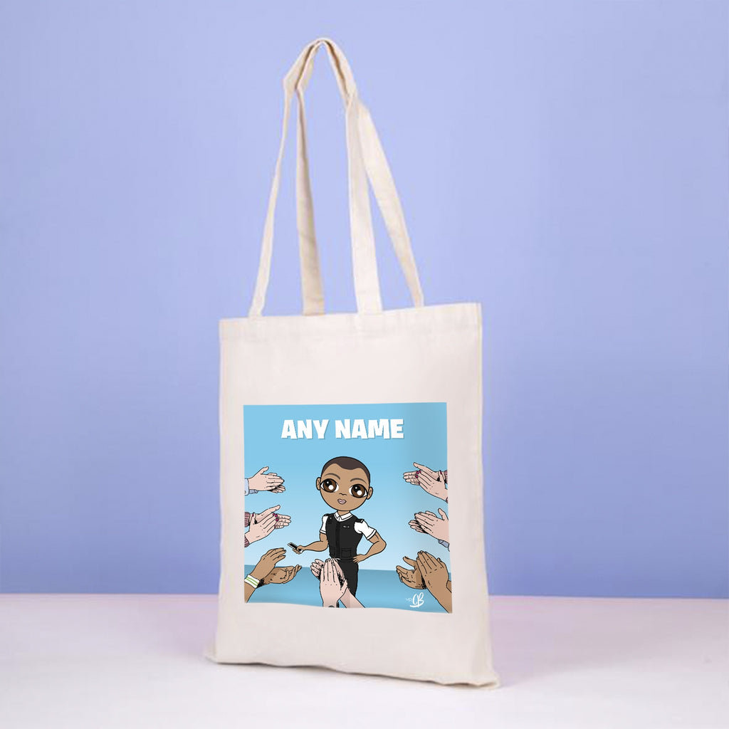 MrCB Applause Canvas Bag - Image 3