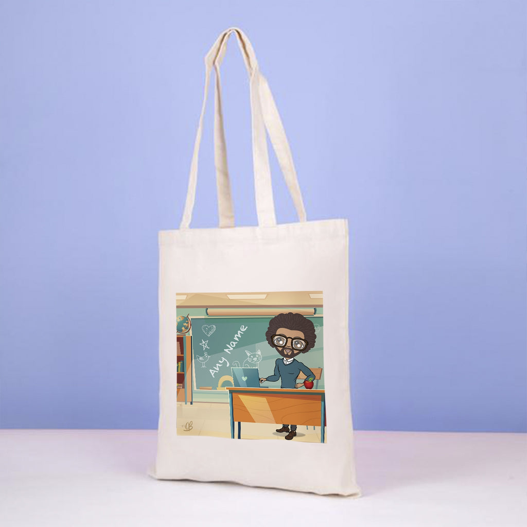 MrCB Teachers Desk Canvas Bag - Image 1