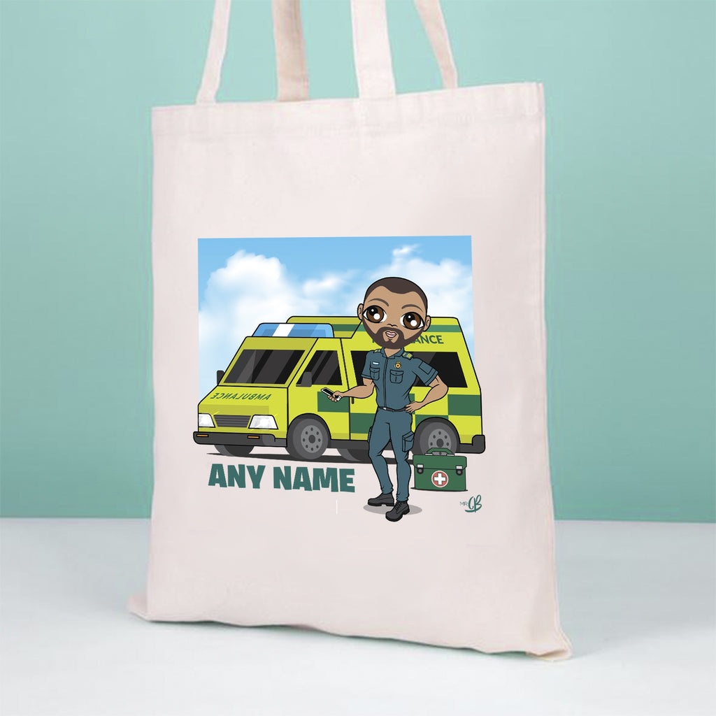 MrCB Ambulance Paramedic Canvas Bag - Image 1