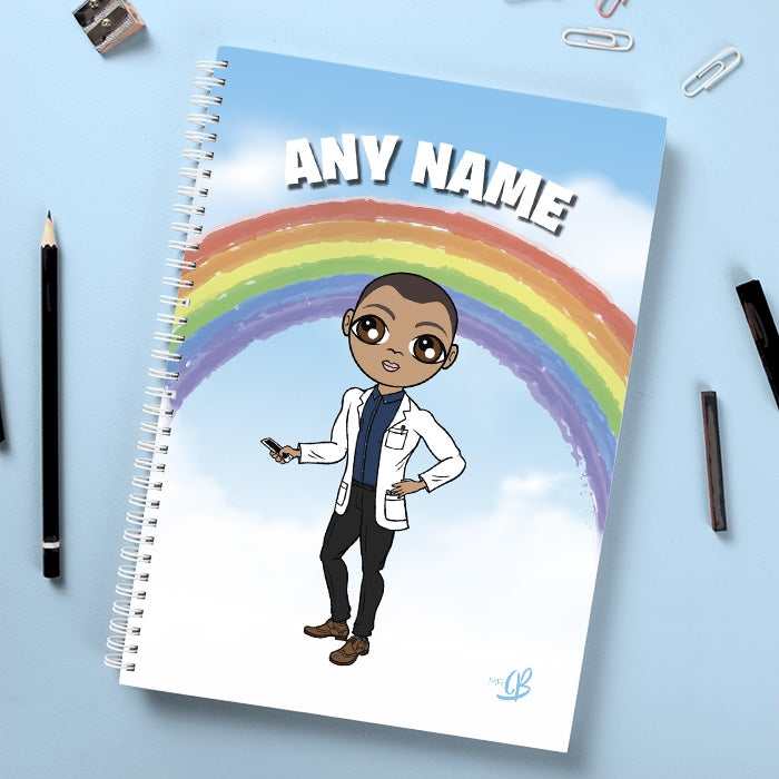 MrCB Rainbow Notebook - Image 1