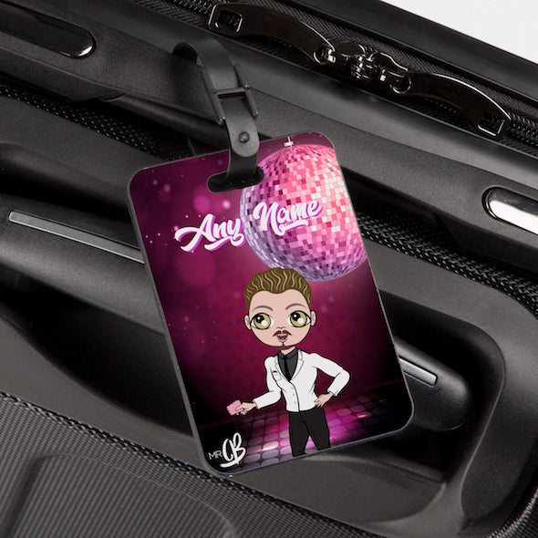 MrCB Disco Diva Luggage Tag - Image 2