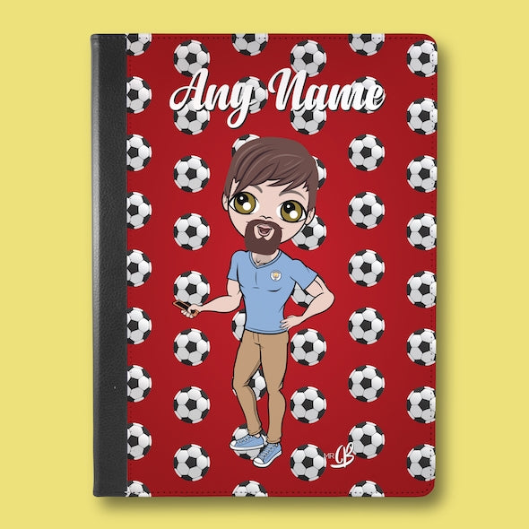 MrCB Football iPad Case - Image 1