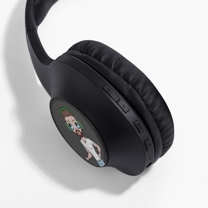 MrCB Personalised Wireless Headphones - Image 3