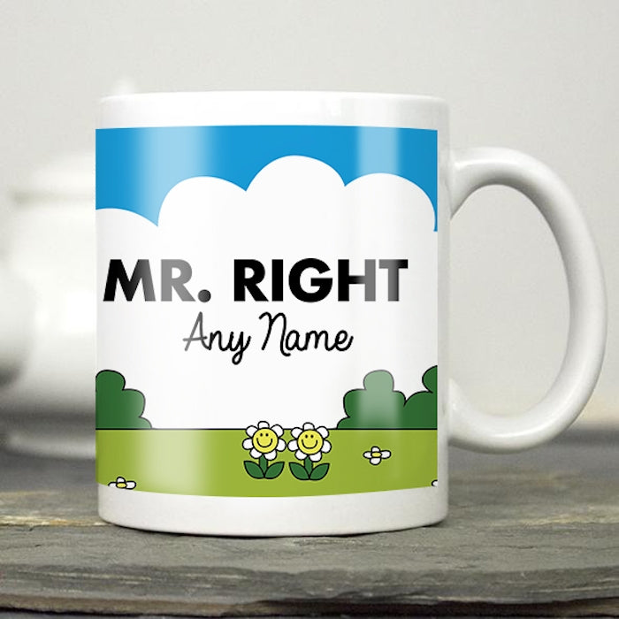 MrCB Mr Right Mug - Image 2