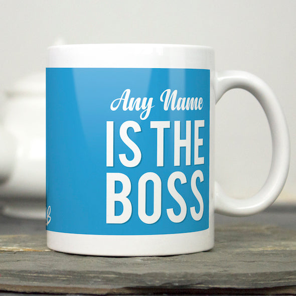 MrCB The Boss Mug - Image 2