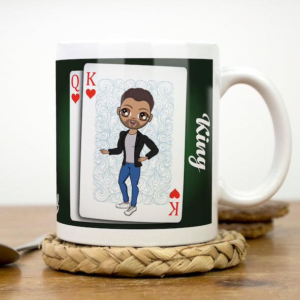 MrCB King Of Hearts Mug - Image 1